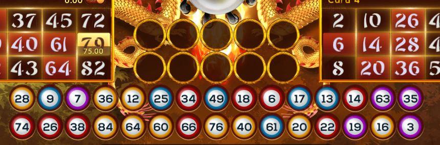 เล่น เกม Burning Pearl Bingo