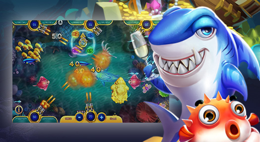 เกมยิงปลา Ocean Lord